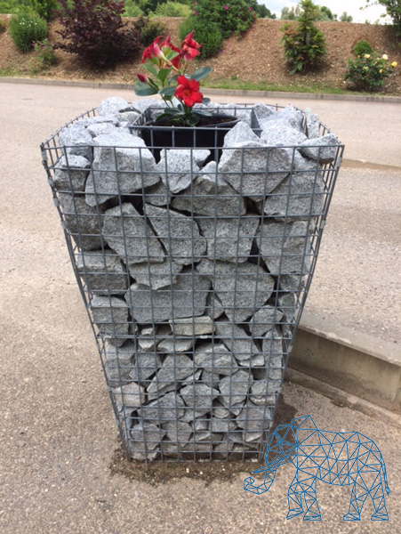 Габион бетон купить бетон в гвардейске